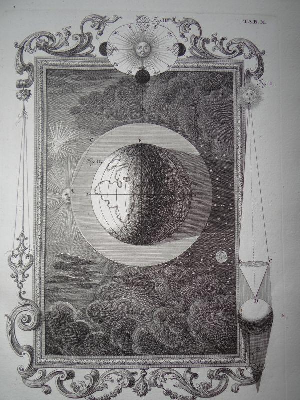 jour et nuit mo se dieu genesis scheuchzer bible physica sacra cuivre pli 1731 ebay. Black Bedroom Furniture Sets. Home Design Ideas